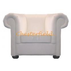 London Weiß (K1) Chesterfield Sessel
