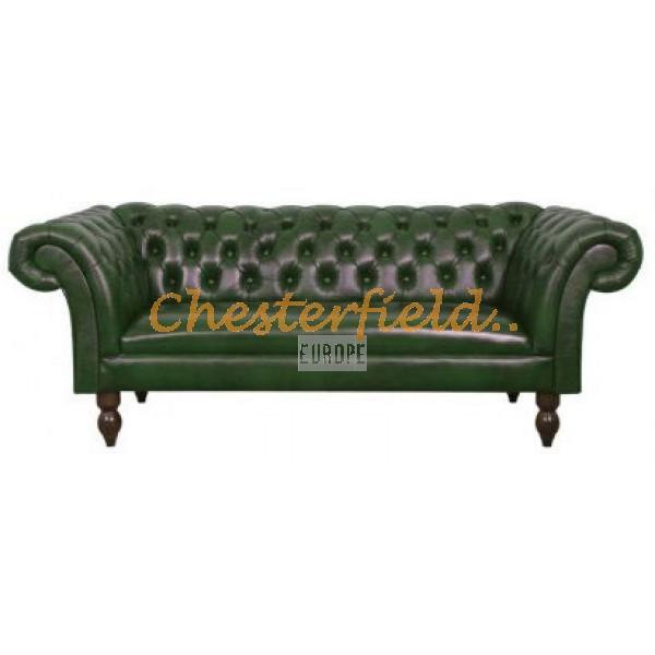 Diva Antikgruen 3-Sitzer Chesterfield Sofa - TheChesterfields.de