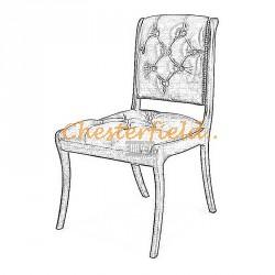 Manchester Chesterfield Stuhl - TheChesterfields.de