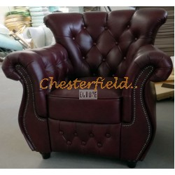Monk Chesterfield Sessel Antikrot (A7)