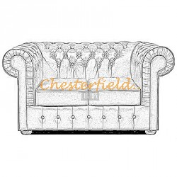 Mark 2er Chesterfield Sofa - TheChesterfields.de