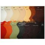 Bestellung Classic 3 sitzer Ledersofa in anderen Farben