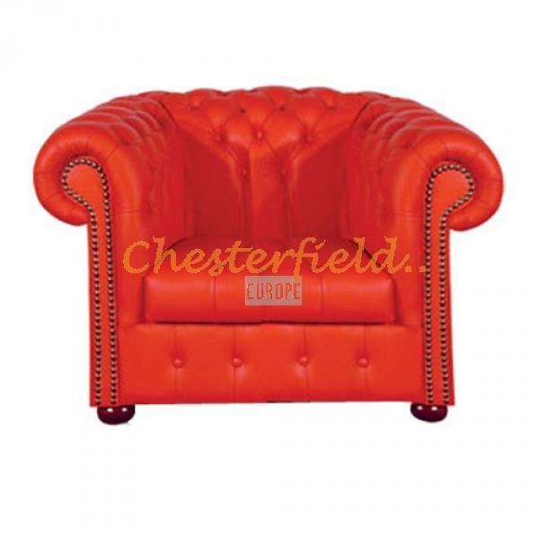 Williams Rot (K55) Cheserfield Sessel