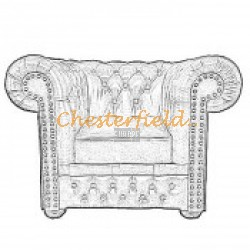 Lord XL Chesterfield Sessel