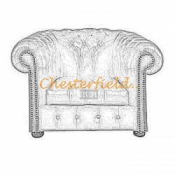 Williams XL Chesterfield Sessel