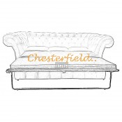 Windchester 3er Chesterfield Schlafsofa (3)