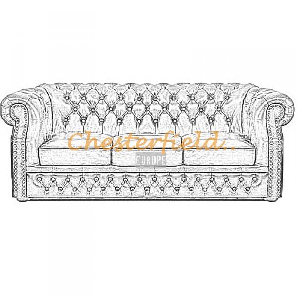 Bestellung Windsor 3-Sitzer Ledersofa in anderen Farben